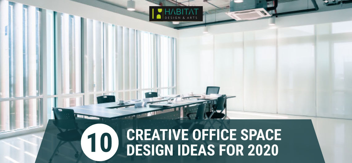 Creative Office Space Design Ideas