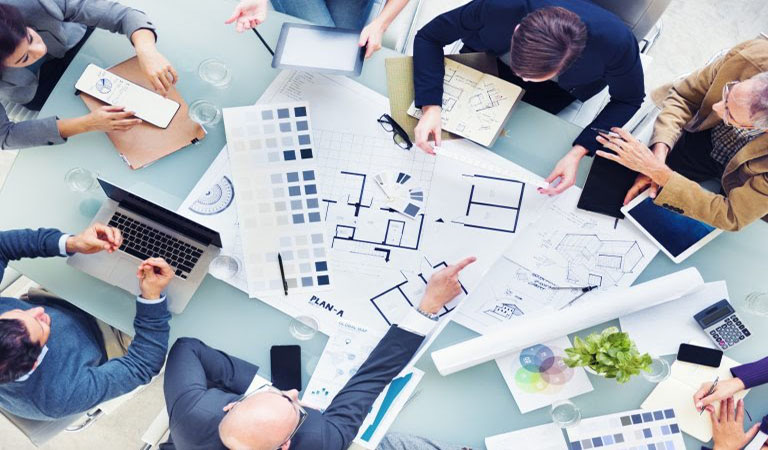 Should You Really Hire An Architecture Firm To Build Your Office? - Best  Office Interior Design Company in Delhi NCR | Best Architects in Delhi